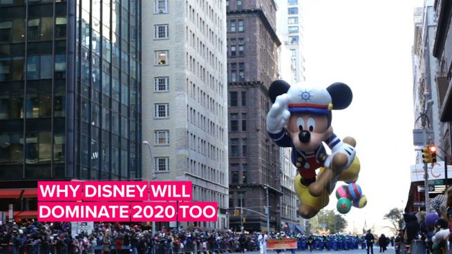 How Disney makes its money and why 2020 will be mouse domination