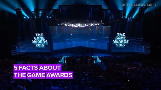 """What to expect at the """"Oscars of Gaming"""" in L.A."""