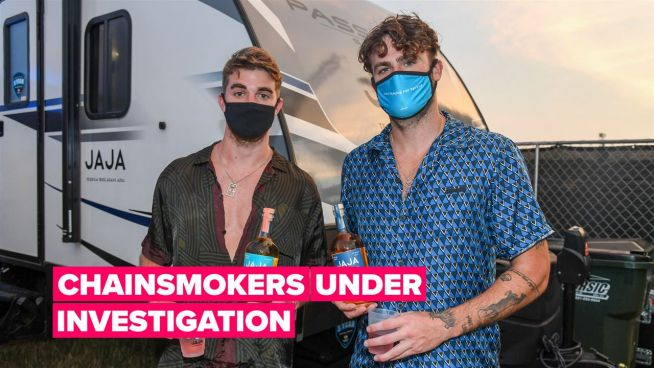 Organisers of Chainsmokers' controversial concert blame camera angles