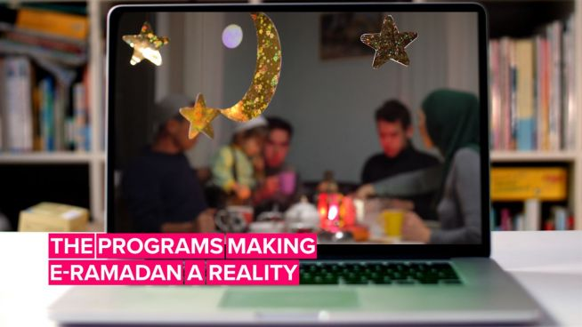 The creative and touching ways Ramadan is going virtual