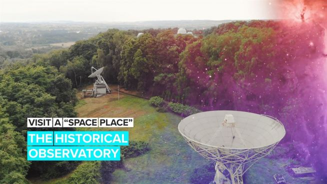Visit a 'Space Place': Poland's historical Observatory