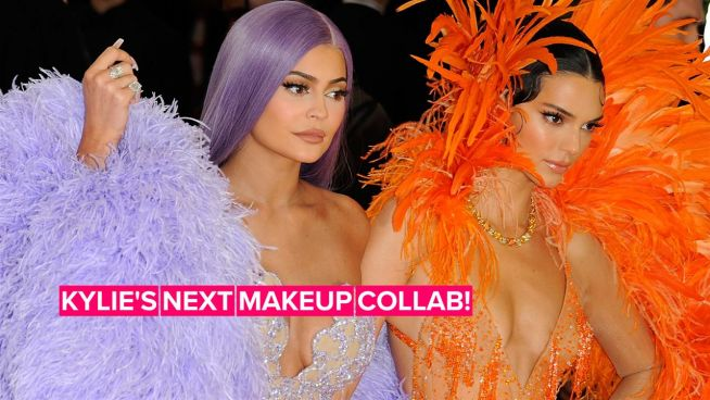 Kendall & Kylie are finally doing a makeup collab