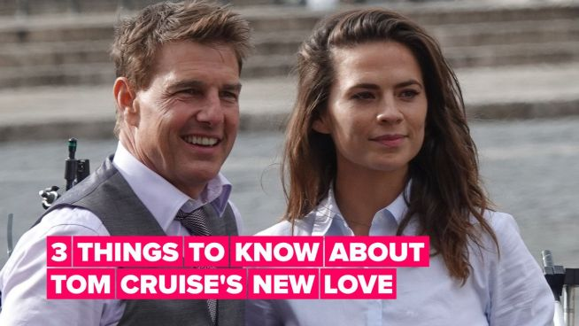 Who is Tom Cruise's new girlfriend Hayley Atwell?