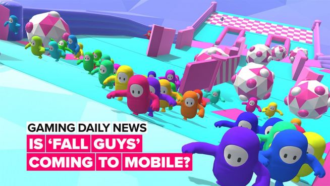 Want to play 'Fall Guys: Ultimate Knockout' on your phone?