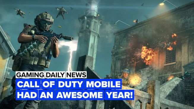 Call of Duty mobile game in numbers