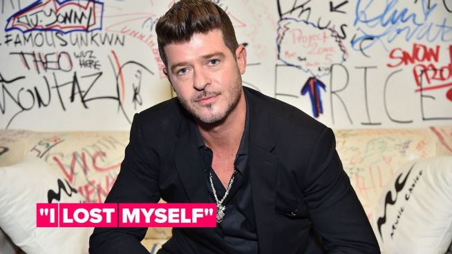 Robin Thicke talks pill addiction, weight gain & how Covid helped him on Armchair Expert