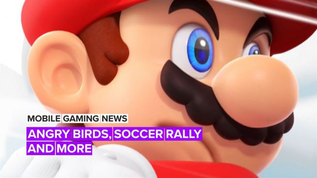 Mobile gaming news: Angry Birds, Roller Champions and more!