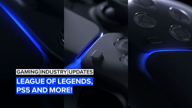 Gaming Industry Update: League of Legends, PS5 reveal and more!