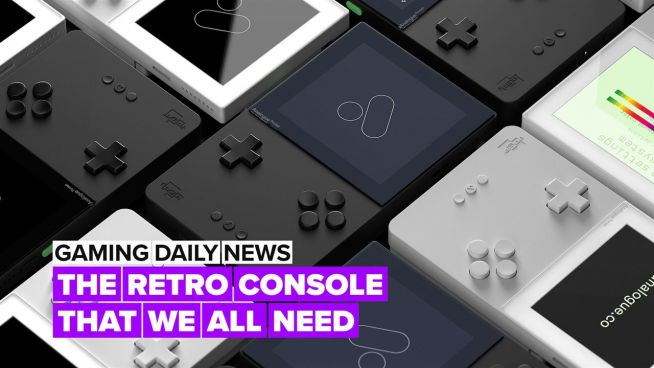 The Analogue Pocket is the retro console we all need!