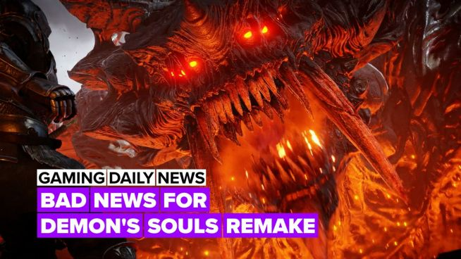Demon's Souls Remake won't support Ray Tracing