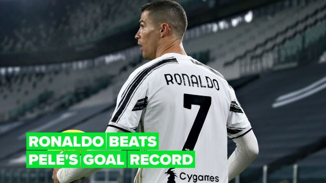 2021 is already proving to be Cristiano Ronaldo's biggest & best year