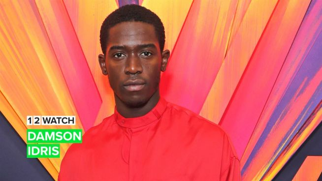 Newbie Brit actor Damson Idris has stolen Hollywood's hearts