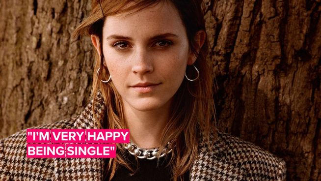 Even Emma Watson feels insecure about turning 30