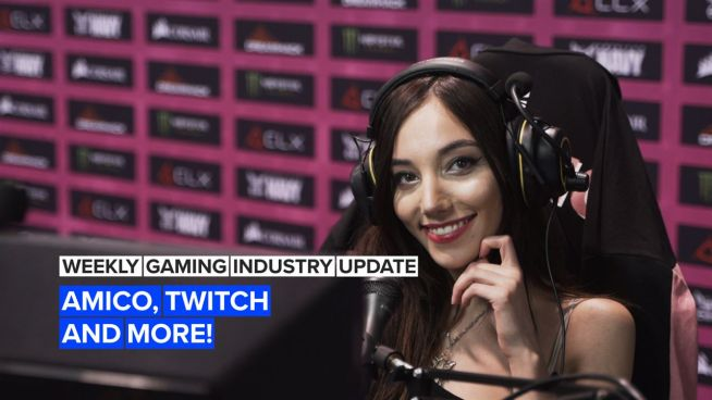 Weekly Gaming Industry Update: Amico, Twitch and more!