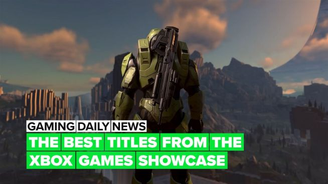 The best titles presented at the Xbox Games Showcase