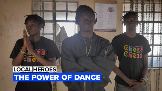 Local Heroes: The dance foundation empowering Kenya's future