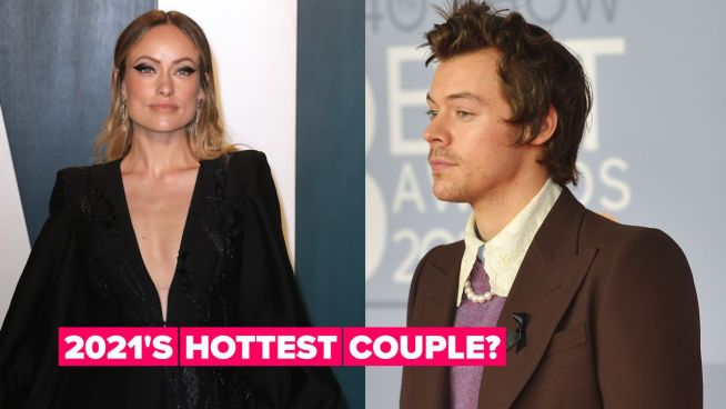 Harry Styles & Olivia Wilde have had an off-screen romance for months