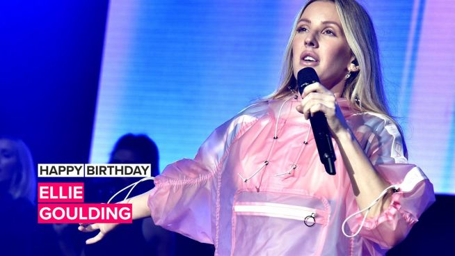 Five fun facts about Ellie Goulding