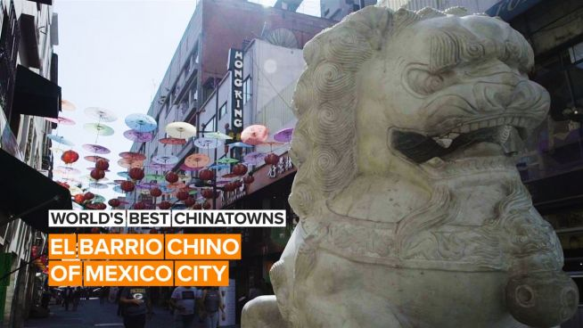 World's Best Chinatowns: The unexpected Chinatown that began centuries ago