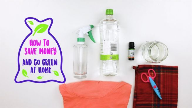 Saving money the green way with DIY natural cleaning products