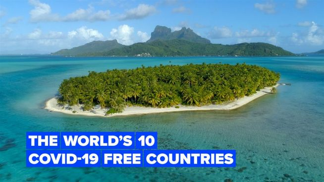There are only 10 COVID-19 free countries left in the world