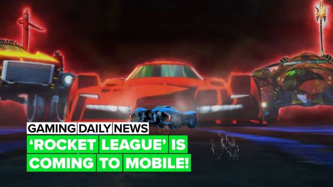 'Rocket League' is coming to mobile