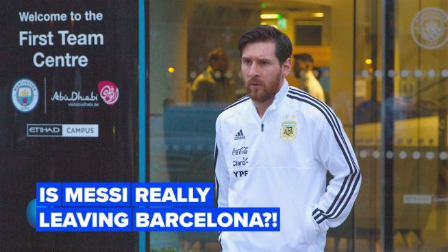 Will Barcelona let Messi leave without a fight?