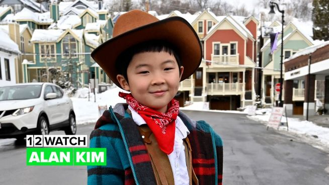 Alan Kim is 2021's new favourite child star