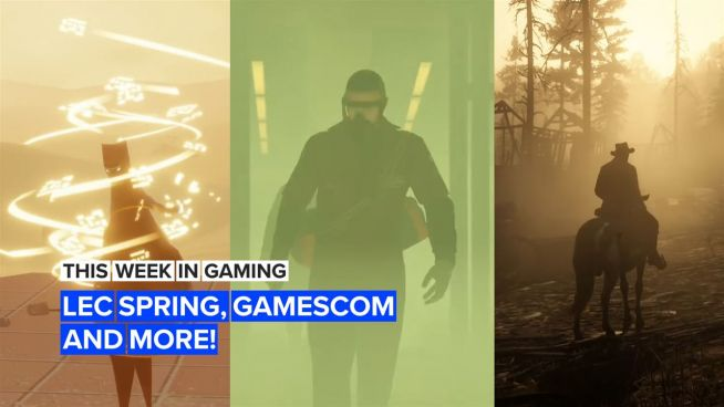 This Week in Gaming: LEC Spring, Gamescom and more!