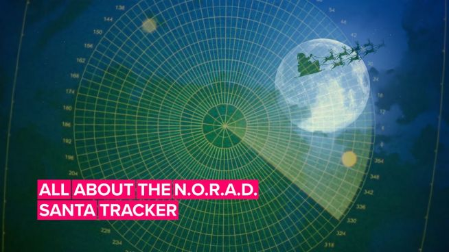 NORAD's Santa tracker is live! Here's what it actually is