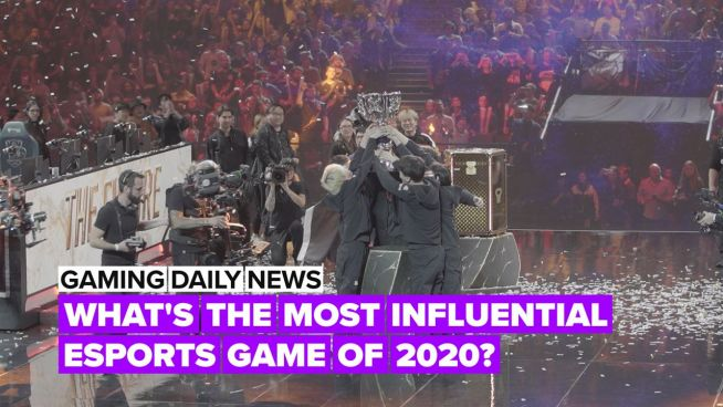 Can you guess which esports games reigned supreme in 2020?