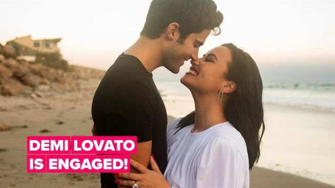 Who exactly is Demi Lovato's soap actor fiancé Max Ehrich?