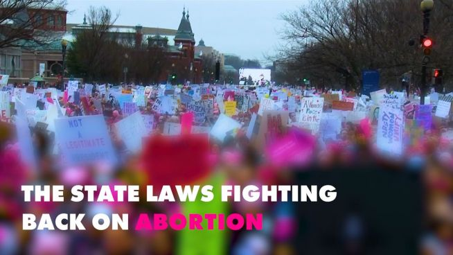 U.S. Abortion Panic: These states are protecting their women