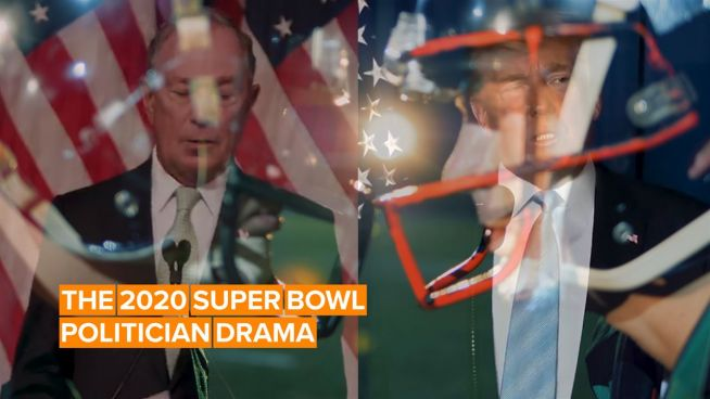The $20 million politician Super Bowl ads: Do they matter?