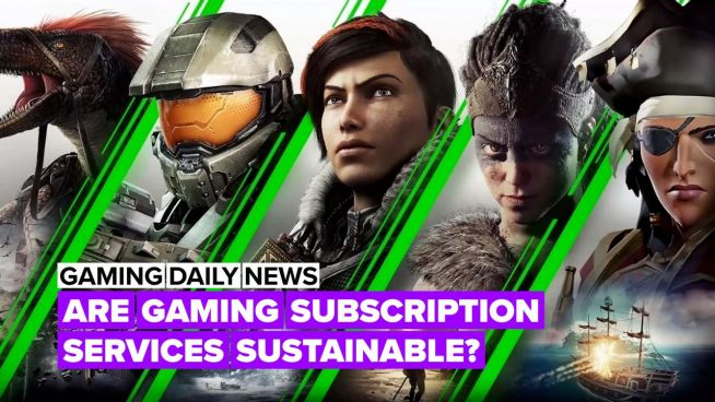 Are subscription services the future of gaming?