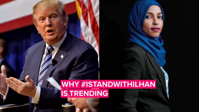 Timeline: The feud between Ilhan Omar and Trump