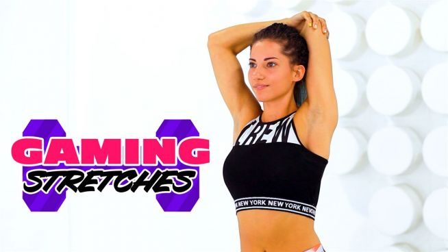 Stretches For Gamers: Round 1
