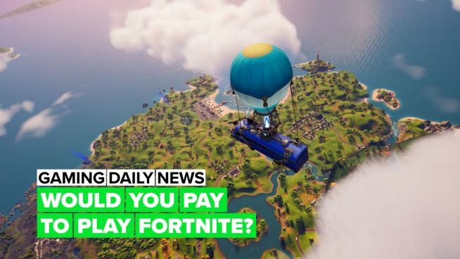 Fortnite could ask you to pay a monthly subscription