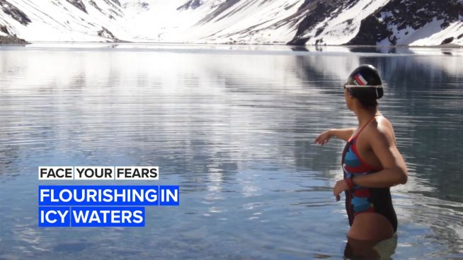 Face Your Fears: The colder the water, the more you feel