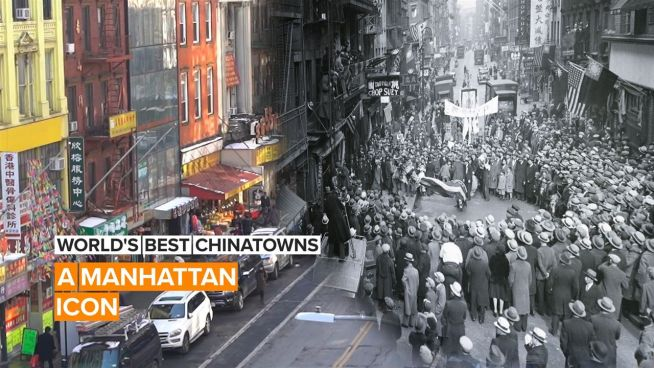 World's Best Chinatowns: The NYC gem with over 150 years of history
