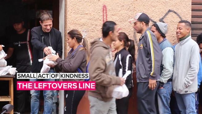 A Small Act of Kindness: The compassionate pizzeria