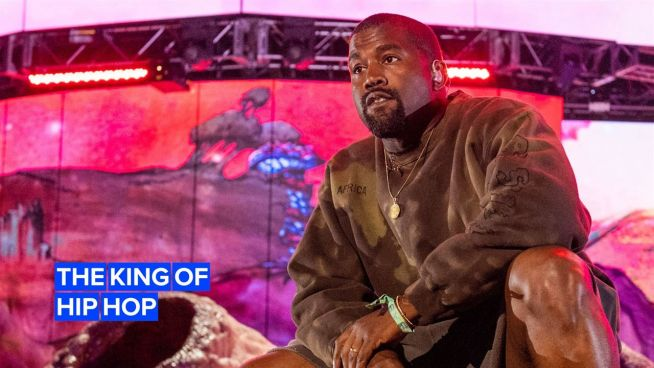 Kanye's new album is proof that he's living his best life in 2019