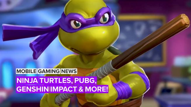 Mobile Gaming News: Ninja Turtles, Metal Slug, Genshin Impact and more!