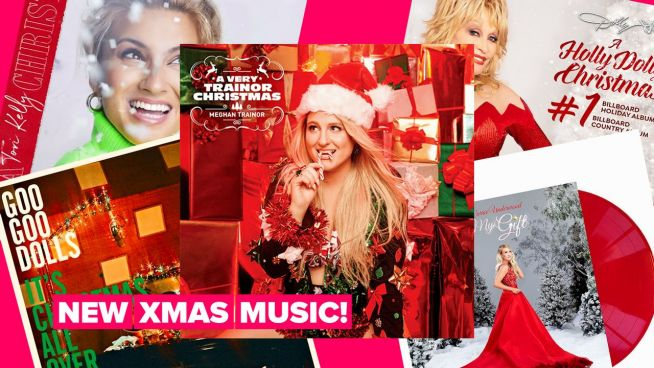 5 Best new celeb Christmas albums of 2020