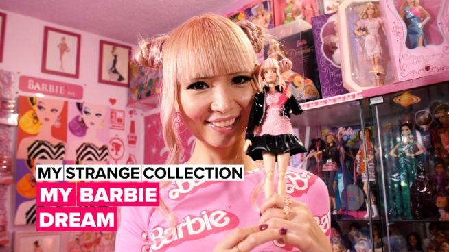 The most iconic $80,000 Barbie collection