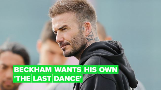 David Beckham 'in talks with Netflix & Amazon' to produce documentary