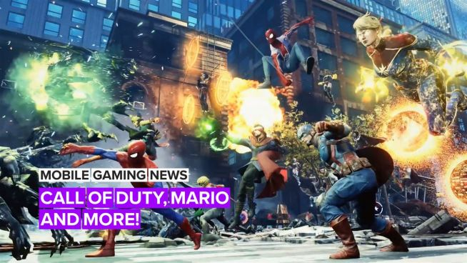 Mobile Gaming News: Mario Kart, Call of Duty and more!