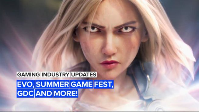 Gaming Industry Updates: EVO, Summer Game Fest, GDC and more!