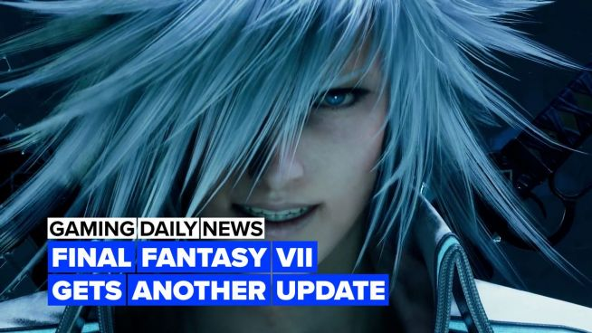 There's more Final Fantasy VII for PS5!