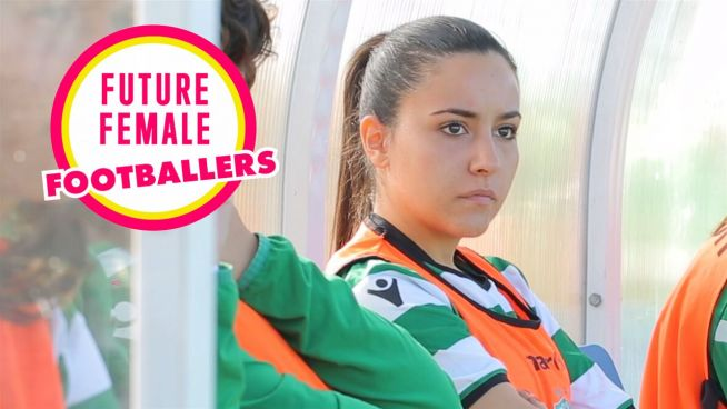 Future Female Footballer: Portugal's Filipa has eyes on the World Cup